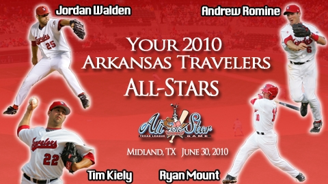 The Texas League All Star Game Is June 30 at Citibank Ballpark in Midland, Texas.