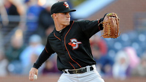 Dylan Bundy was the fourth overall selection in the 2011 Draft.